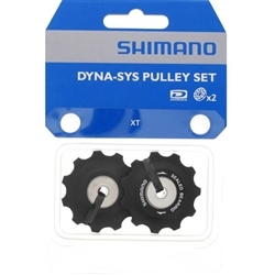 Image: SHIMANO DYNA-SYS PULLEY SET HIGH GRADE - GUIDE & TENSION RD-M780 / M781 / M786 / M773