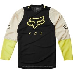 Image: FOX HEAD DEFEND YOUTH LS JERSEY 23031 2020
