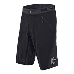 Image: TROY LEE SKYLINE AIR SHORT SHELL 2019 BLACK 36
