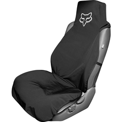 Image: FOX HEAD SEAT COVER BLACK