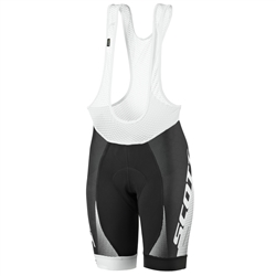 Image: SCOTT RC PRO TEC +++ BIB SHORTS LADIES BLACK / WHITE XSMALL