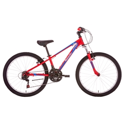 Image: MALVERN STAR ATTITUDE 24B 2019 RED / BLUE