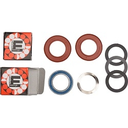 Image: ENDURO BEARINGS BB90/95 GXP STAINLESS ANGLE CONTACT BOTTOM BRACKET