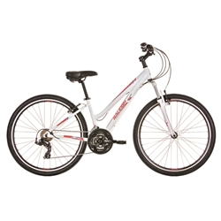 Image: RALEIGH ALLURE 27.2 2017 WHITE / PINK XSMALL