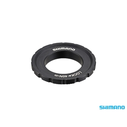 Image: SHIMANO HB-8010 CENTERLOCK LOCK RING & WASHER
