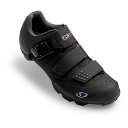 Image: GIRO MANTA R SHOE LADIES BLACK 39