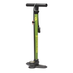 Image: BLACKBURN PISTON 1 FLOOR PUMP OLIVE