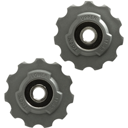 Image: TACX PULLEYWHEELS 11T STAINLESS