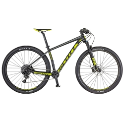Image: SCOTT SCALE 950 2018 GREY / FLUORO YELLOW MEDIUM