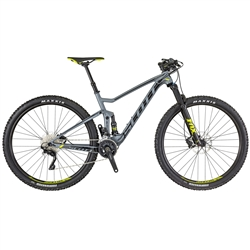 Image: SCOTT SPARK 950 2018 GREY / BLACK SMALL