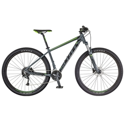 Image: SCOTT ASPECT 740 2018 GREY / GREEN SMALL