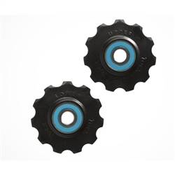 Image: TACX PULLEYWHEELS 11T CERAMIC/TEFLON
