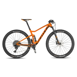 Image: SCOTT SPARK RC 900 TEAM 2019 ORANGE / BLACK MEDIUM