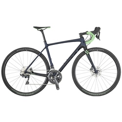 Image: SCOTT CONTESSA ADDICT 15 DISC 2019 NAVY / GREEN XSMALL - 49