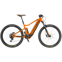 Image: SCOTT SPARK ERIDE 930 2019 ORANGE / BLACK LARGE