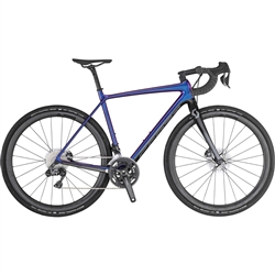 Image: SCOTT ADDICT GRAVEL 10 2020 MEDIUM - 54