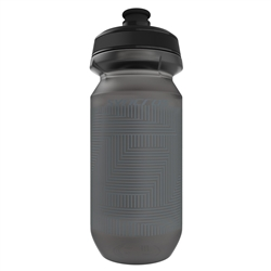 Image: SYNCROS SYNCROS CORPORATE G4 BOTTLE 800ML BLACK TRANSPARENT