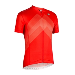 Image: SOLO JERSEY LIGHTWEIGHT RED SMALL