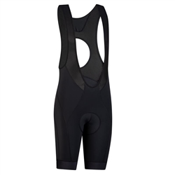 Image: SOLO PRIMO BIBSHORTS BLACK MEDIUM