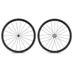 Image: FULCRUM SPEED 40 WHEELSET DARK