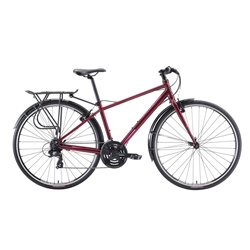 Image: MALVERN STAR SPRINT 2 W 2020 PURPLE / PINK MEDIUM
