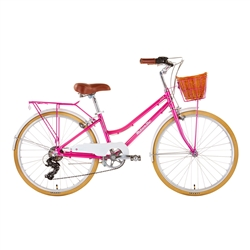 Image: MALVERN STAR WISP JUNIOR 24 2020 PINK