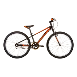 Image: MALVERN STAR ATTITUDE 24I 2020 BLACK / ORANGE
