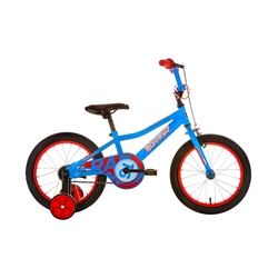 Image: MALVERN STAR RADMAX 16 2020 BLUE / RED