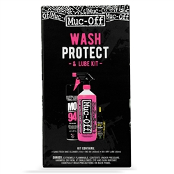 Image: MUC-OFF WASH PROTECT & LUBE KIT WITH DRY LUBE