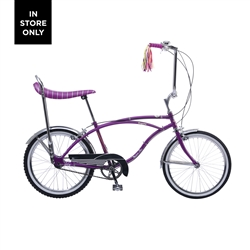 Image: MALVERN STAR DRAGSTER LE 2021 PURPLE