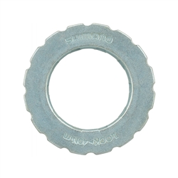Image: SHIMANO SM-RT10 LOCK RING & WASHER