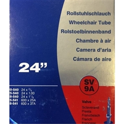 Image: SCHWALBE TUBE 24 INCH SV9A