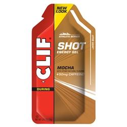 Image: CLIF SHOT GEL MOCHA