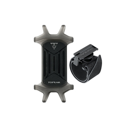 "Image: TOPEAK OMNI RIDE CASE WITH MOUNT 4.5"" TO 5.5"" BLACK"