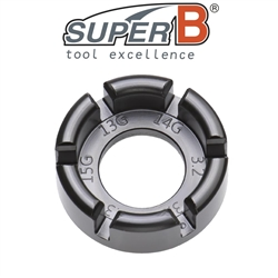Image: SUPER B MULTI SIZE SPOKE RING WRENCH TB-5570