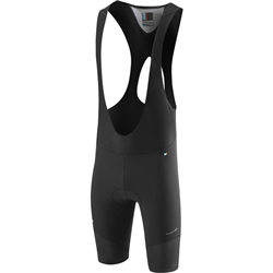 Image: MADISON ROADRACE LIGHT BIB SHORTS MENS BLACK XSMALL