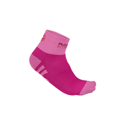 Image: CASTELLI ROSA CORSA 4516060 SOCK LADIES RASPBERRY L/XL (40-43 EU)