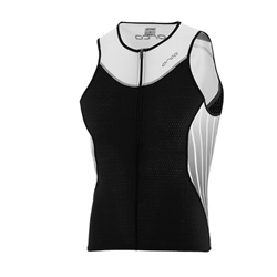 Image: ORCA 226 TRI TANK BLACK / WHITE MEDIUM