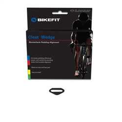 Image: BIKEFIT BIKEFIT 2 HOLE MTB WEDGE 8 PACK WITH SCREWS