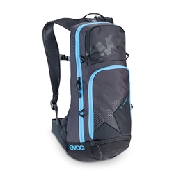 Image: EVOC CROSS COUNTRY 10L WITH 2L BLADDER BLACK / BLUE