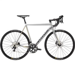 Image: CANNONDALE CAAD12 DISC 105 2018 GREY / BLACK / YELLOW 50 CM