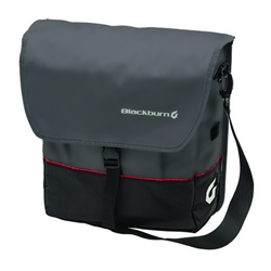 Image: BLACKBURN LOCAL REAR PANNIER 1 SIDE BLACK / GREY