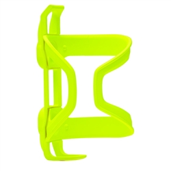 Image: BLACKBURN WAYSIDE SIDE ENTRY BOTTLE CAGE FLUORO YELLOW