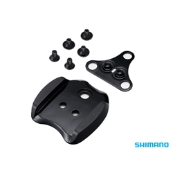 Image: SHIMANO SM-SH41 CLEAT ADAPTERS FOR SPD-SL W/CLEAT BOLTS