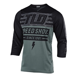Image: TROY LEE RUCKUS 3/4 BOLT JERSEY 2019