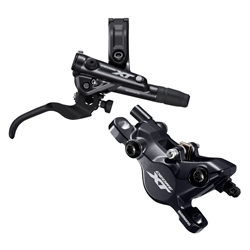 Image: SHIMANO XT RACE BR-M8100 WITH BL-M8100 FRONT DISC BRAKE
