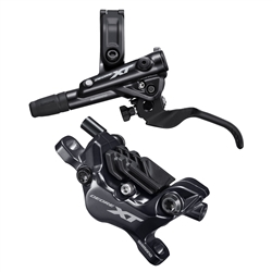 Image: SHIMANO XT TRAIL BR-M8120 WITH BL-M8100 DISC BRAKE