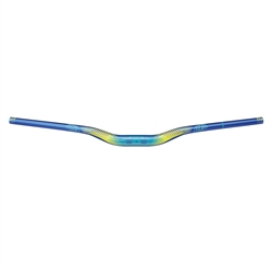 Image: TRUVATIV DESCENDANT TROYLEE COLAB 35MM HANDLEBAR CYAN / BLUE