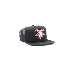 Image: CHROMAG THRASHER BEAR TRUCKER HAT BLACK