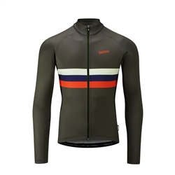 Image: CHAPEAU! TEMPO HOOP STRIPE THERMAL MENS JERSEY